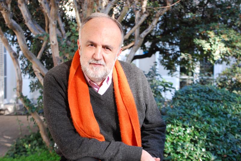 """Marco Antonio de la Parra sobre el proyecto Guardianes de la Memoria: """"La idea es mantener viva la memoria del Holocausto"""""""