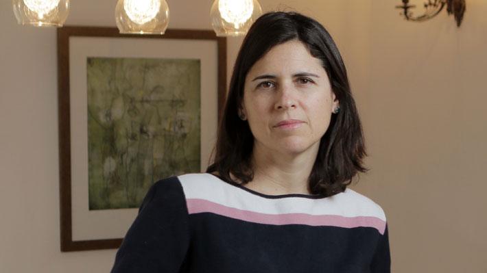 """Sylvia Eyzaguirre por educación: """"A mí me gustaría reforzar ese derecho constitucional"""""""
