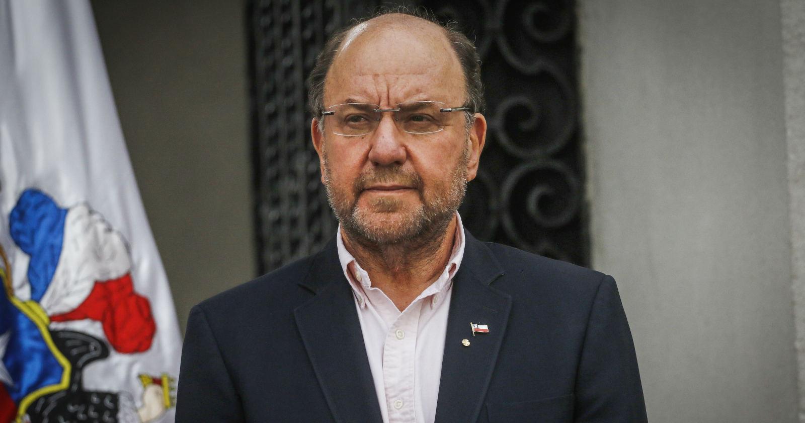 """Alfredo Moreno, Ministro de Obras Públicas: """"Hay que mantener el agua que se juntó"""""""
