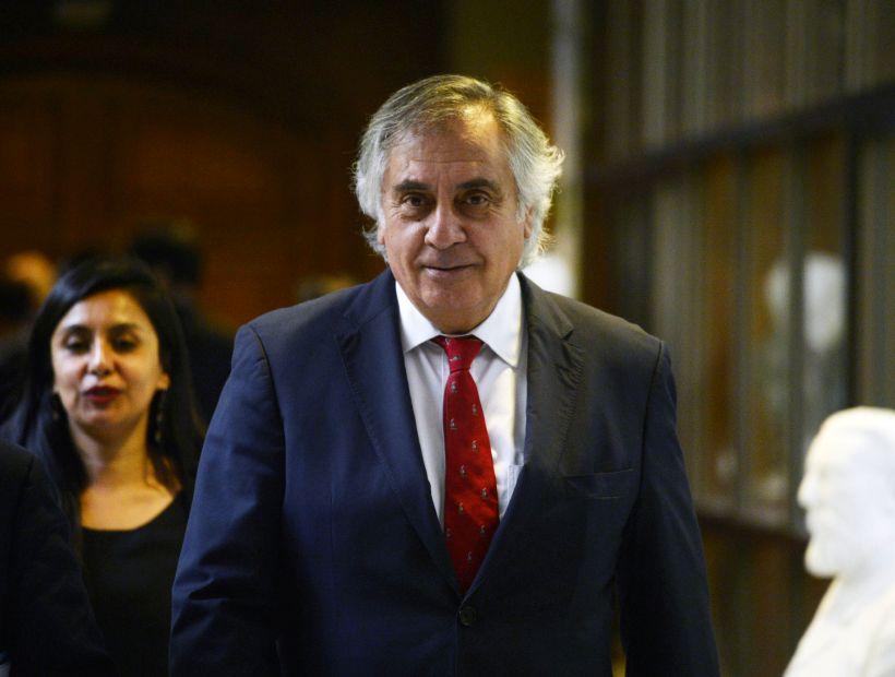 """Timonel de RN descarta por ahora Estado de Sitio en La Araucanía, pero insiste en que es una """"facultad del presidente"""""""