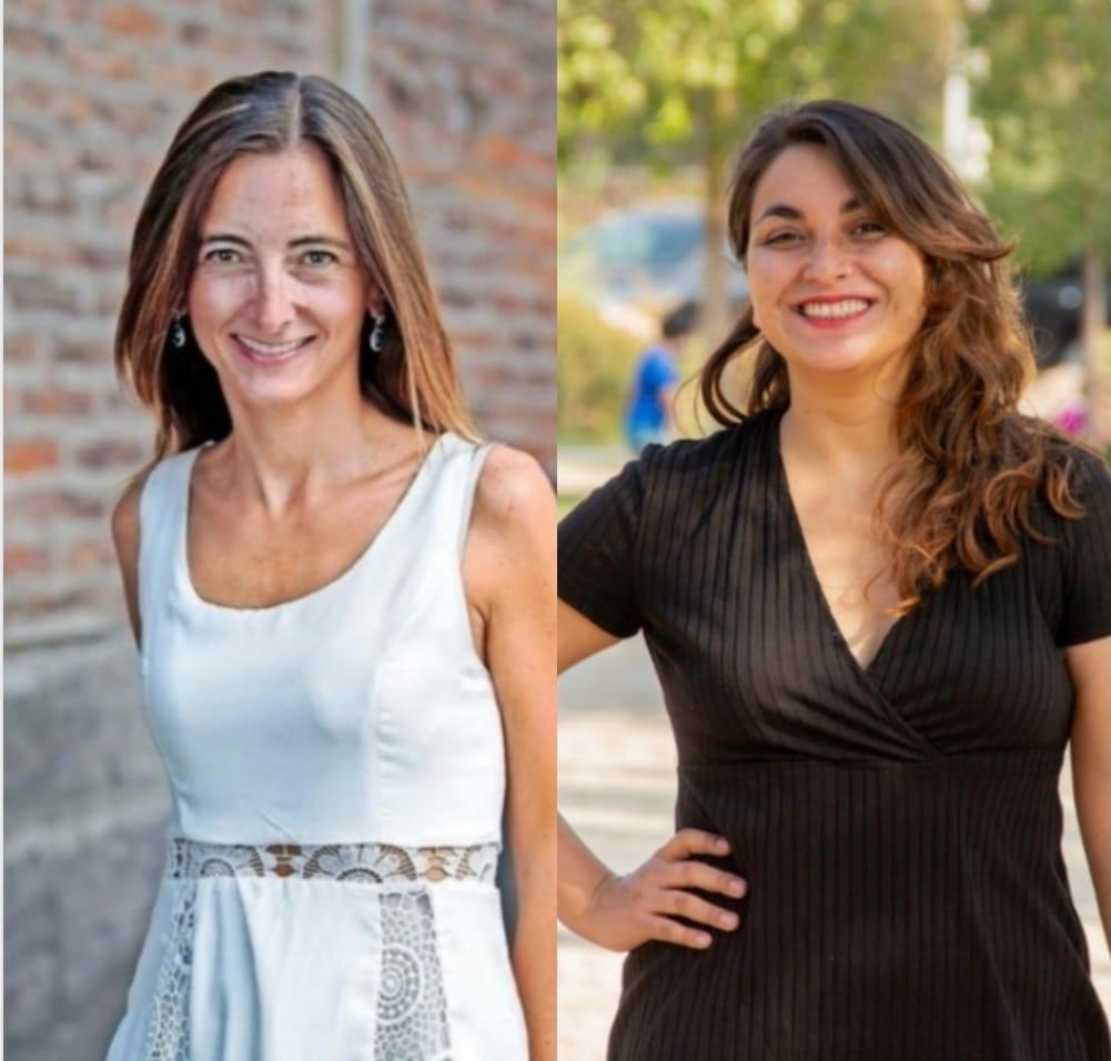 Panel Constituyente en 8M: Constanza Schonhaut y Verónica Campino debaten sobre la mujer en la nueva Constitución