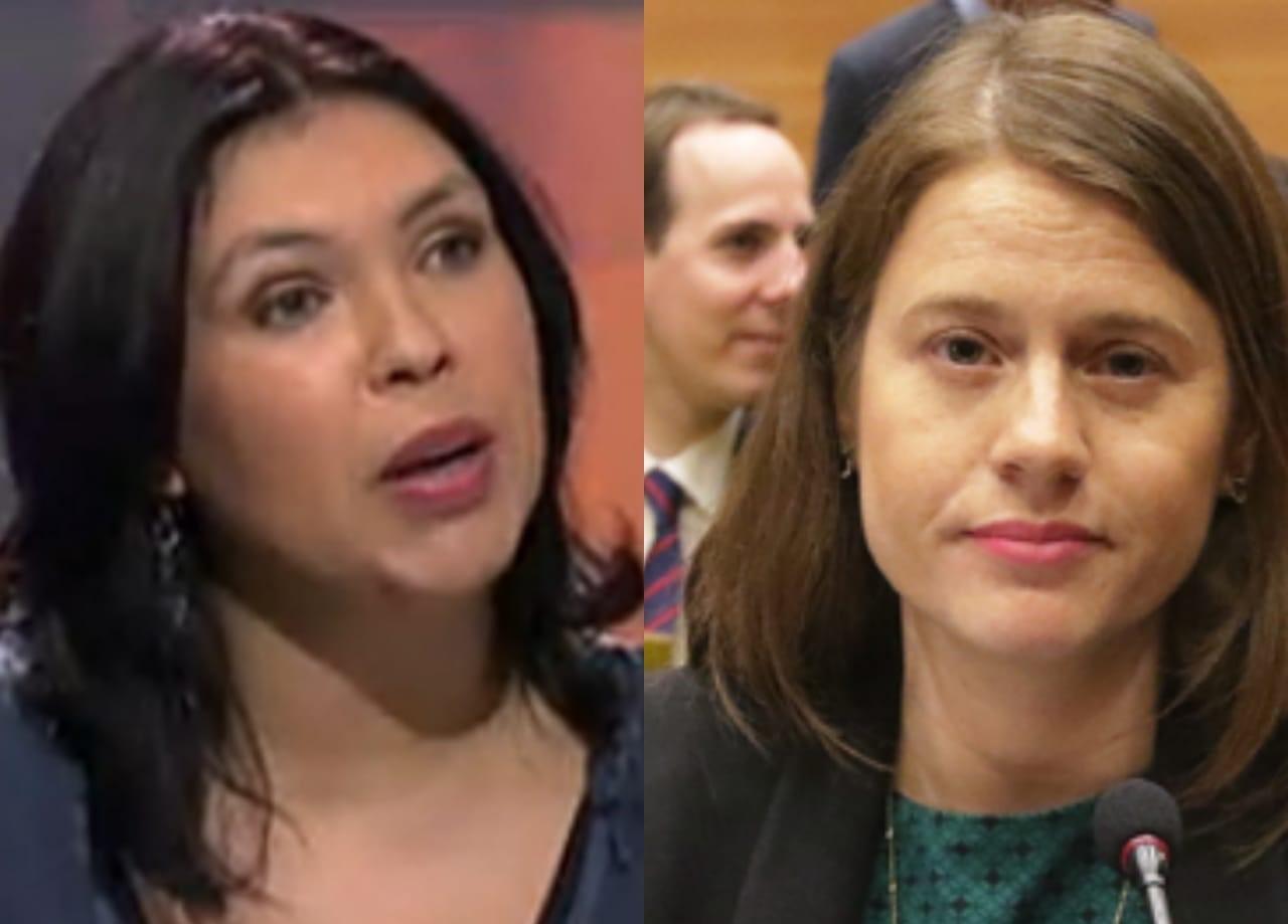 Panel Constituyente: Constanza Hube y Barbara Figueroa debaten sobre la nueva Constitución