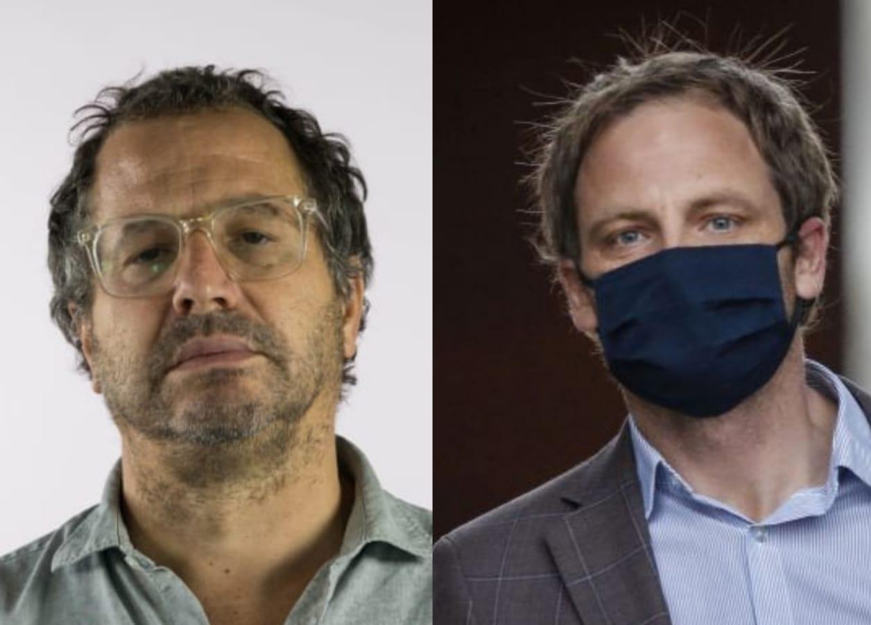Candidatos constituyentes: Zúñiga y Fernández debaten sobre salud, seguridad y educación