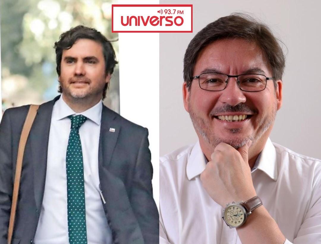 Panel constituyente: Francisco Moreno y Marco Barraza debaten sobre el modelo económico y la nueva Constitución