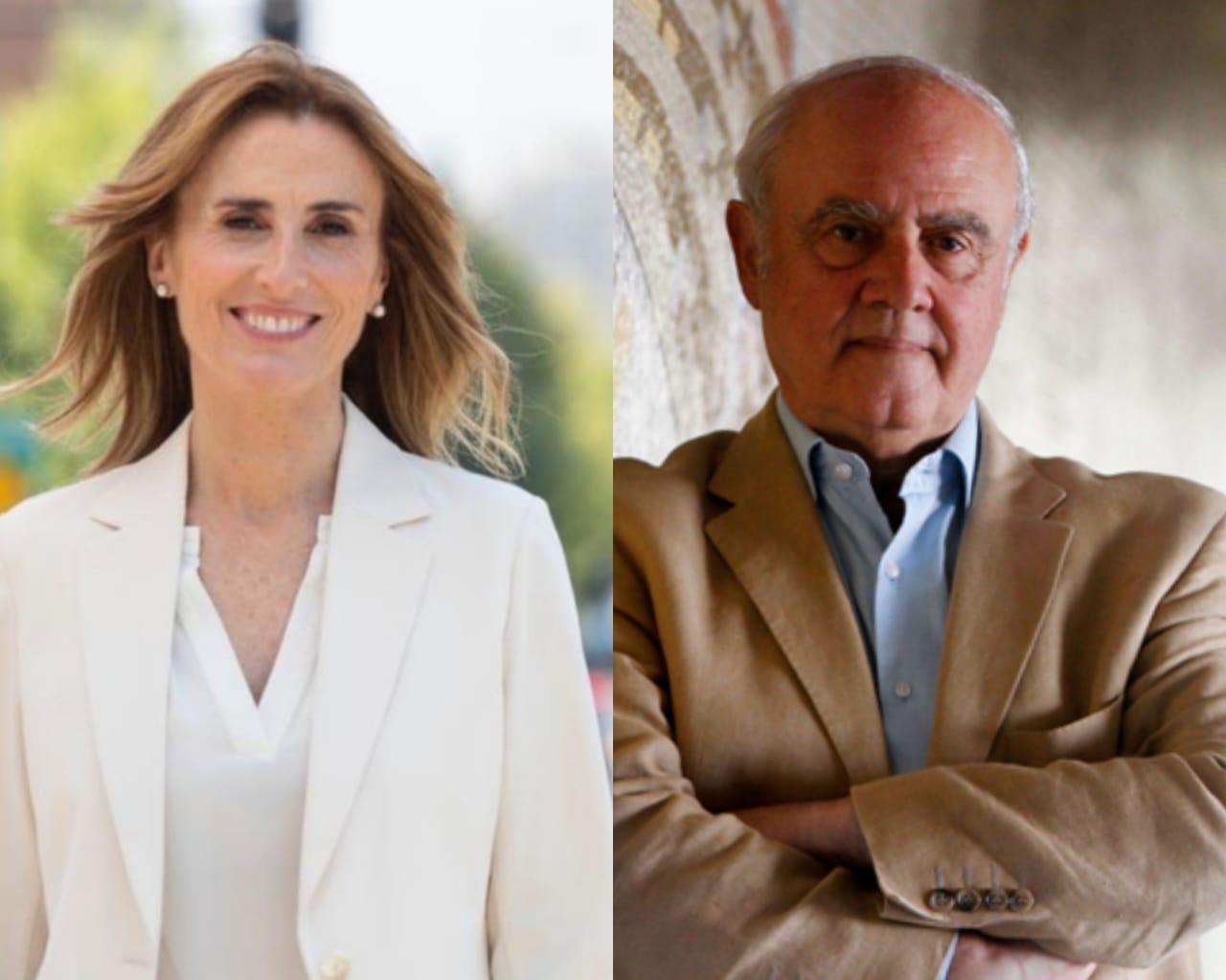 Panel Constituyente conformado por Marcela Cubillos y Agustín Squella debaten acerca del Tribunal Constitucional