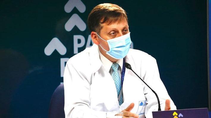 Director (s) del ISP adelanta que respuesta por uso de emergencia de dosis anticovid de Pfizer en menores estaría la próxima semana