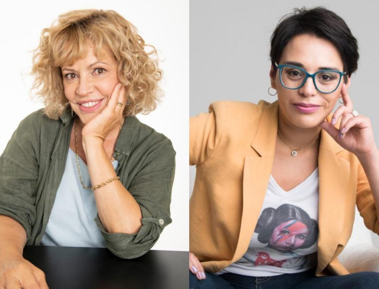 Candidatas a Gobernación Metropolitana Catalina Parot y Karina Oliva debaten sobre el rol que tendrán que jugar gobernadores