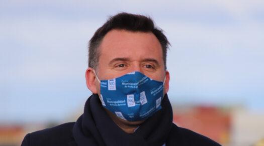 """Alcalde de Punta Arenas Claudio Radonich: """"Se pueden dar las condiciones para abrir una temporada distinta"""""""