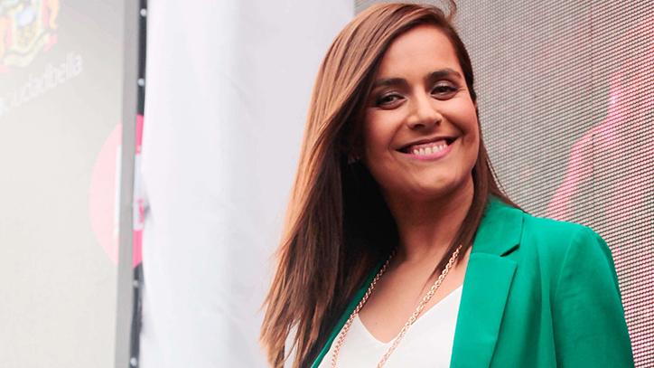 """Natalia Valdebenito sobre su show Fea:  """"Si uno se nombra a sí misma de esa forma ya nadie más te lo puede decir, nada me ofende"""""""